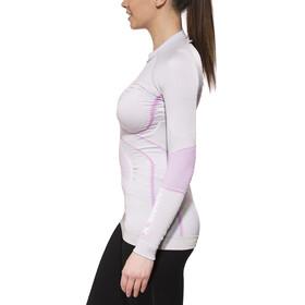 X-Bionic Radiactor EVO UW LS Shirt Damen silver/fuchsia